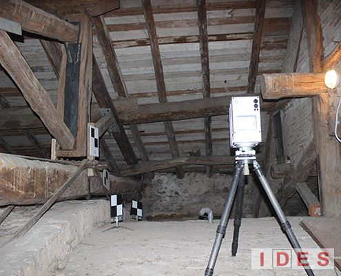 Rilievi laser scanner