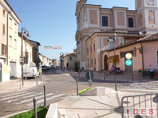 """Piazza """"Papa Giovanni XXIII"""" - Borgosatollo (Brescia)"""