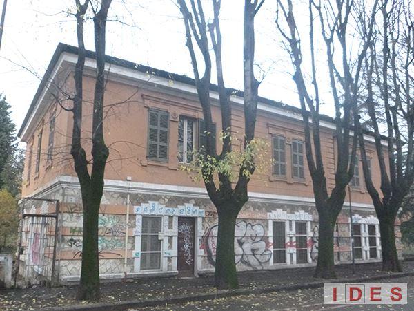 Ex casa del custode in Campo Marte - Brescia