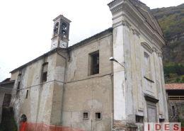 Ex-chiesa di San Vittore - Piamborno (BS)