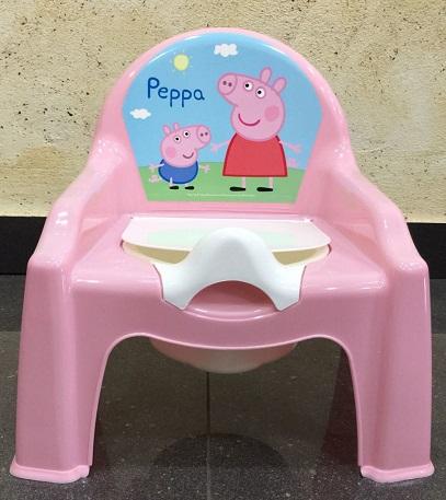 ORINAL PARA BEBS DE PEPPA PIG  SILLA ORINAL PEPPA PIG IndalChess Tienda de coches para nios