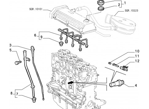 Fiat 500 Turbo Kit H23A Turbo Kit Wiring Diagram ~ Odicis