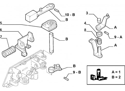 1991 Geo Metro Engine Accessories Diagram 1991 Geo Metro