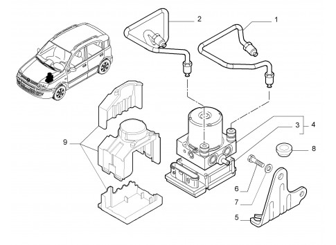 Fiat Doblo Fuse Box Diagram. Fiat. Wiring Diagram Gallery