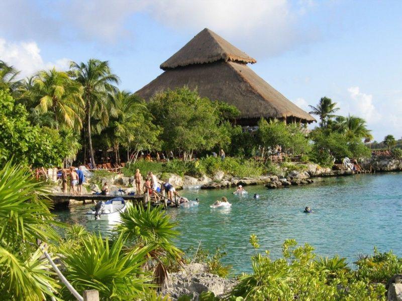 comprar ingressos para o Xel-Há Park em Cancún