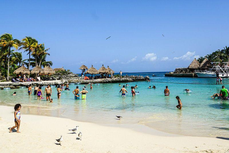 Xcaret - Experiências em Cancun - passeio a partir de playa del carmen