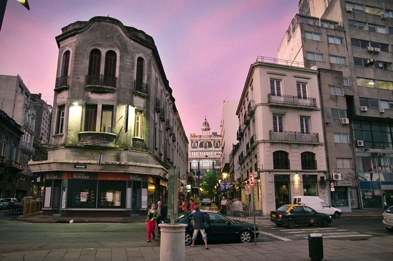 roteiro no uruguai - montevideo - ciudad vieja