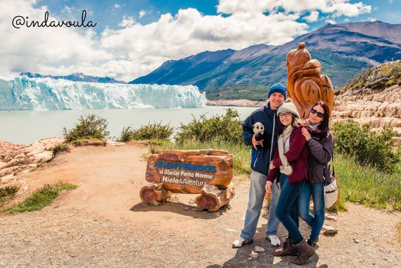 Perito Moreno - Paisagens mais lindas do mundo