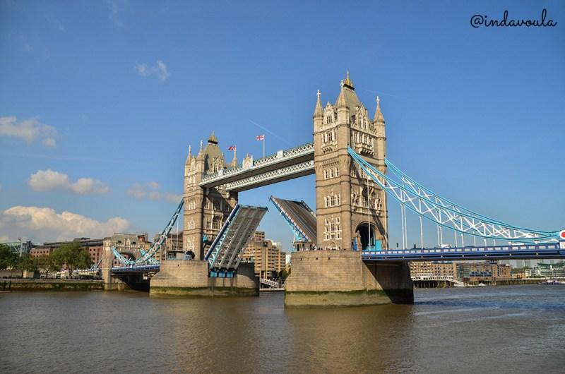 Tower Bridge - Um dos principais ícones de Londres