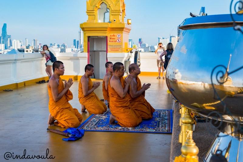 viajar para a tailândia - bangkok