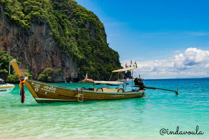 viajar para a tailândia - praias