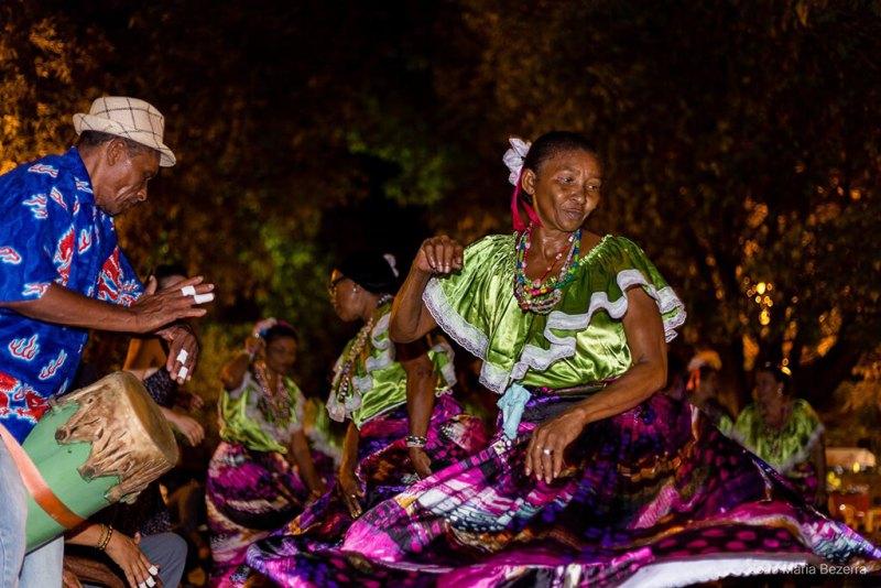 Bumba meu boi e Festa Junina em São Luís - Cacuriá