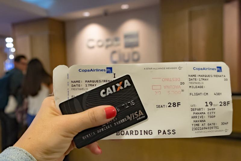 Sala vip no aeroporto do Panamá – Copa Clube -vale a pena?