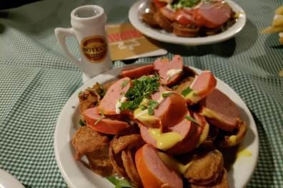 Tour comida de boteco - melhores bares de curitiba - Bar do alemão
