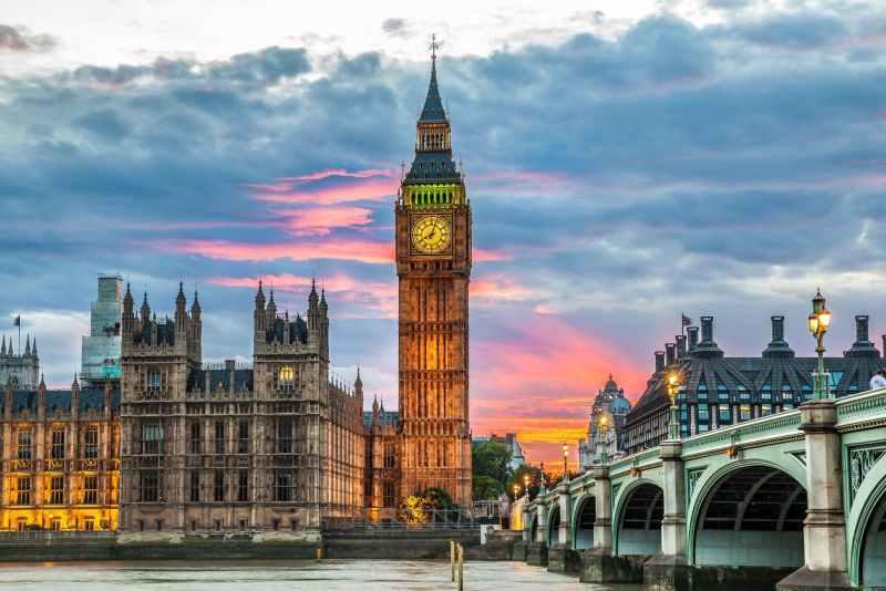 """Big ben fica na Grande Londres, mas não fica na """"Cidade de Londres"""""""