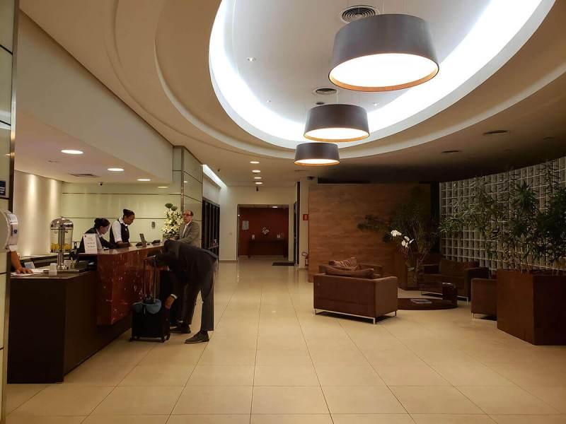 Hotel Panamby Guarulhos: Review de hospedagem