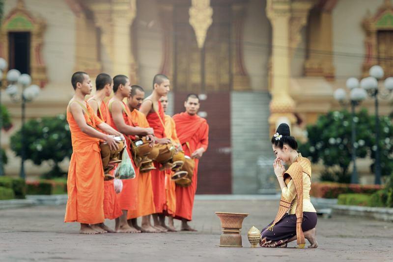 culturas orientais - tailândia
