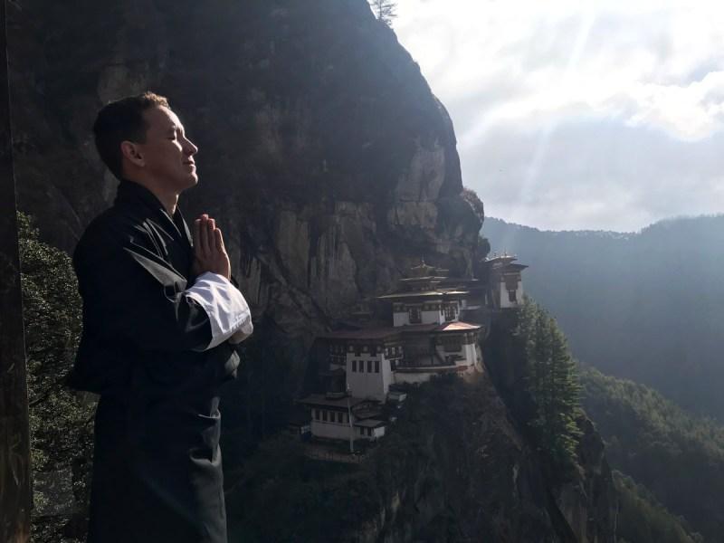 Butão Ninho do Tigre