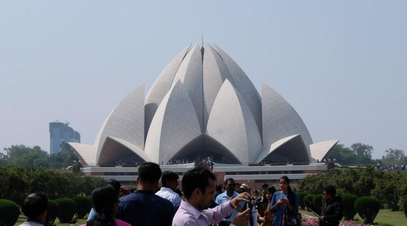 Templo Bahai na Índia