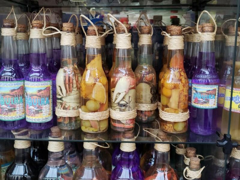 comidas e bebidas típica do maranhão - tiquira