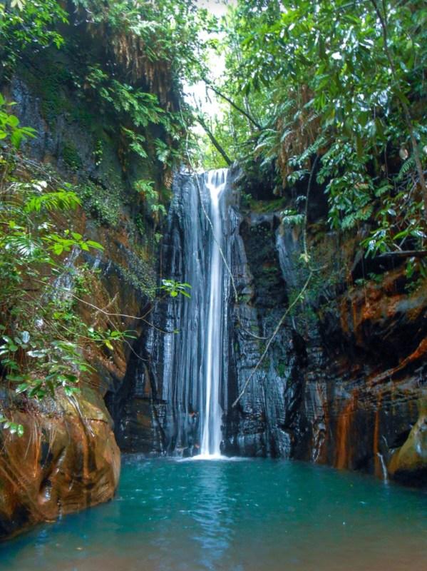 Cachoeira do Capelão - destinos e pontos turísticos do maranhao - chapada das mesas - turismo no Maranhão