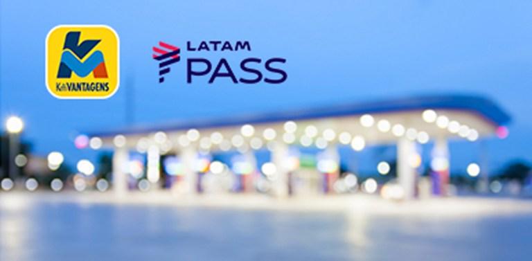 Transferência de pontos Km de Vantagens e Multiplus da Latam Pass