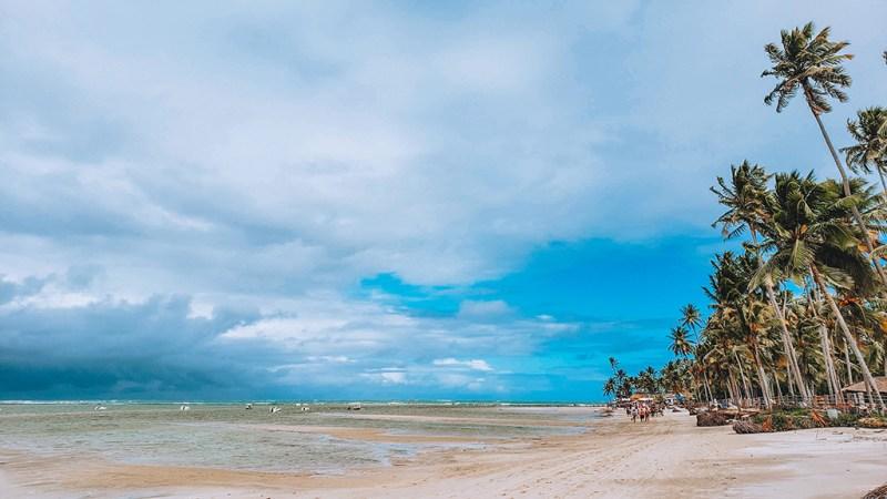 Paria dos Carneiros em Pernambuco é um dos lugares mais lindos e surpreendentes para conhecer do Brasil.