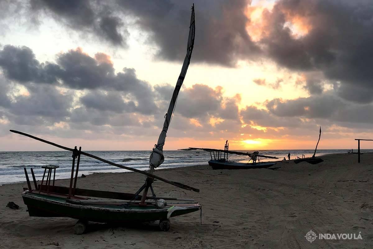 Flecheiras, Praia do Ceará