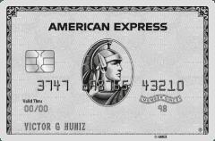 Cartão American Express emitido pelo Banco Bradesco