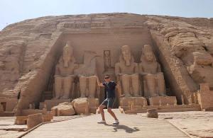 Templo de Abu Simbel faz parte do roteiro no egito de 7 ou 10 dias
