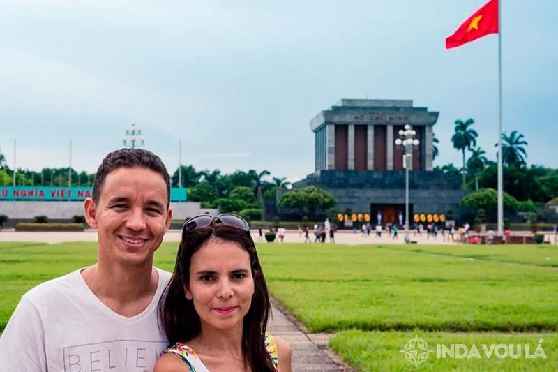 vietnã - o país mais barato da nossa viagem