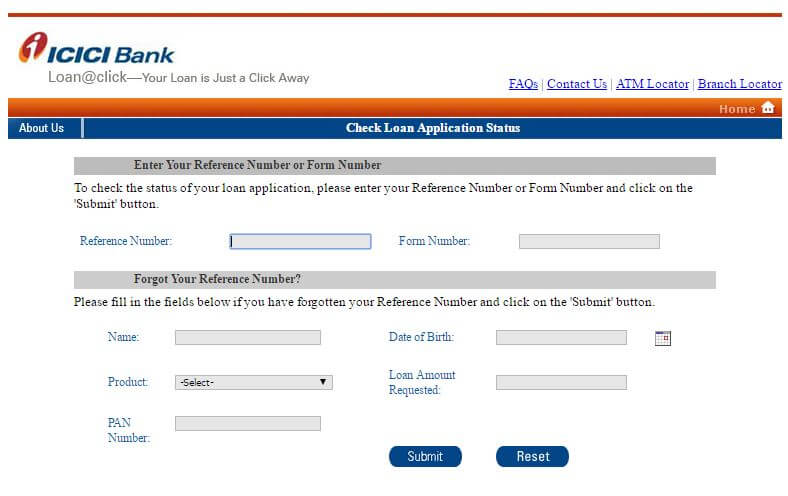 Icici Bank Personal Loan Contact Number