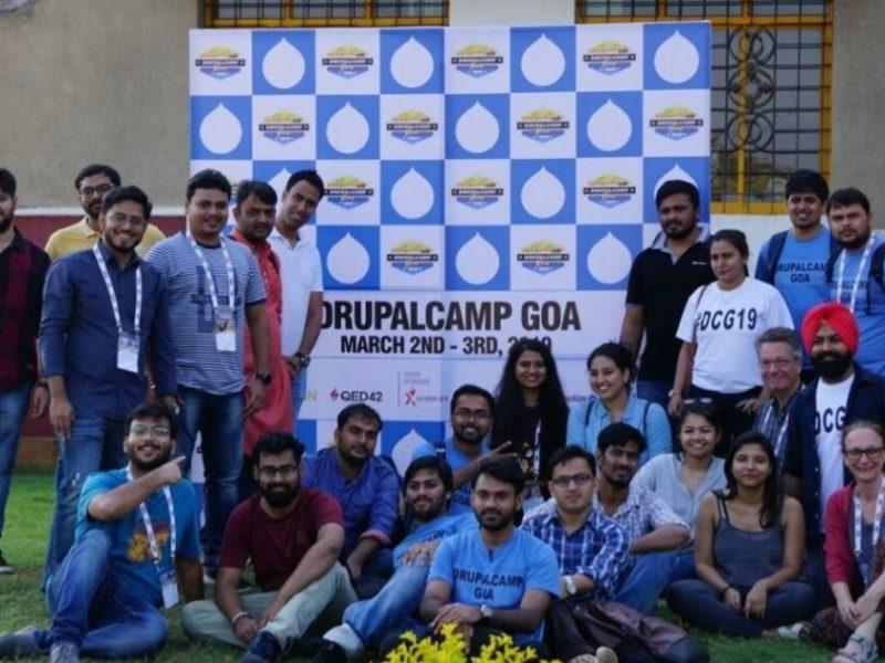 DrupalCamp Goa @ Goa University