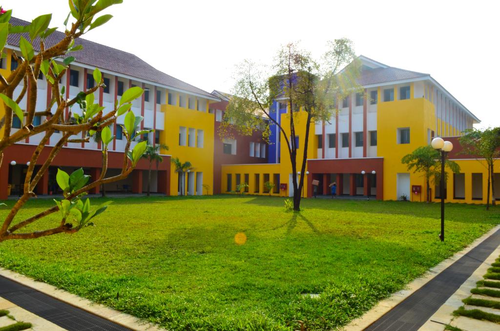 V M Salgaocar Institute of International Hospitality Education 1 VMSIIHE