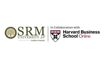 SRM University AP Collaborates with Harvard Business School Online