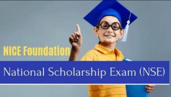 NICE National Scholarship Examination (NSE) 2019, Application Dates