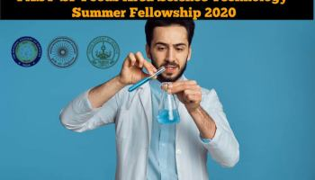 Focus Area Science Technology Summer Fellowship 2020
