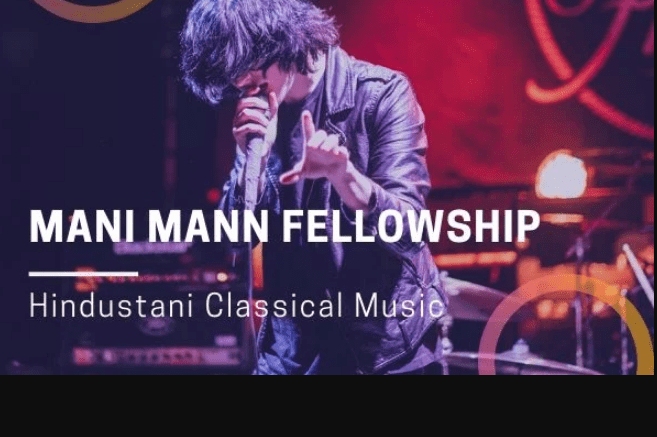 Mani Mann Fellowship 2019 in Hindustani Classical Music