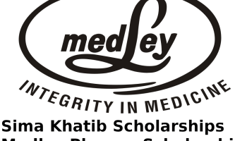 Sima Khatib Scholarships Medley Pharma Scholarship