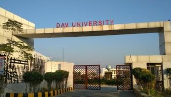 DAV University