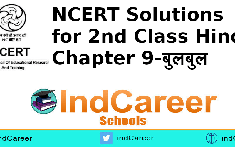 NCERT Solutions for Class 2nd Hindi: Chapter 9-बुलबुल