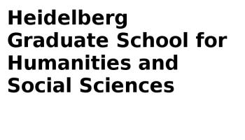 Heidelberg Graduate School
