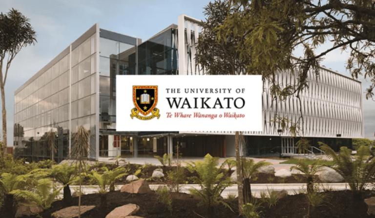 PG Scholarship 2020@ University of Waikato, New Zealand