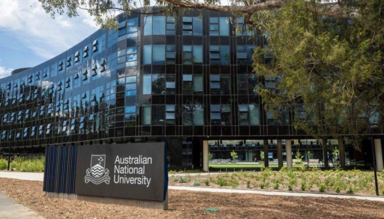PG Scholarship 2020@ Australian National University, Australia