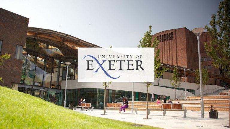 UG, PG Scholarships 2020@ University of Exeter, UK
