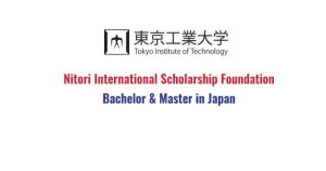 Nitori International Scholarship Foundation