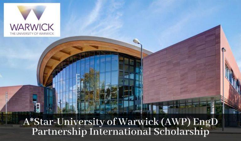 A*STAR and University of Warwick, Singapore