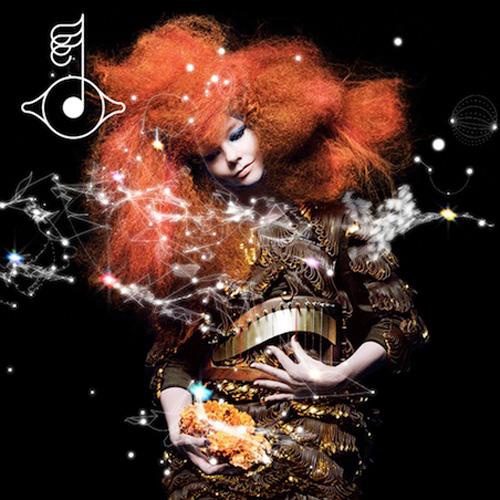 Artwork (cover/hoesje) nieuwe Bjork album Biophilia