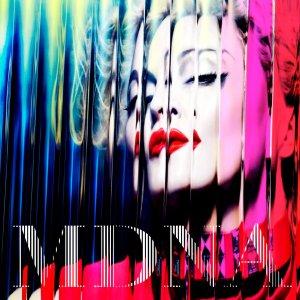 Nieuw album Madonna 2012
