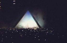 Kanye West Pyramide